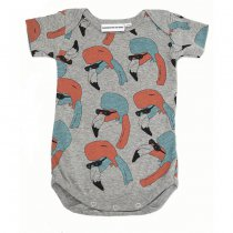Helmut body, grey