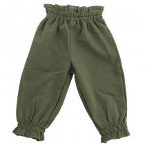 The Gang puffy pants, khaki green